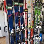 Skibike esquí de montaña llívia