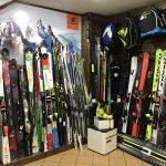 alquiler material esquí de fondo